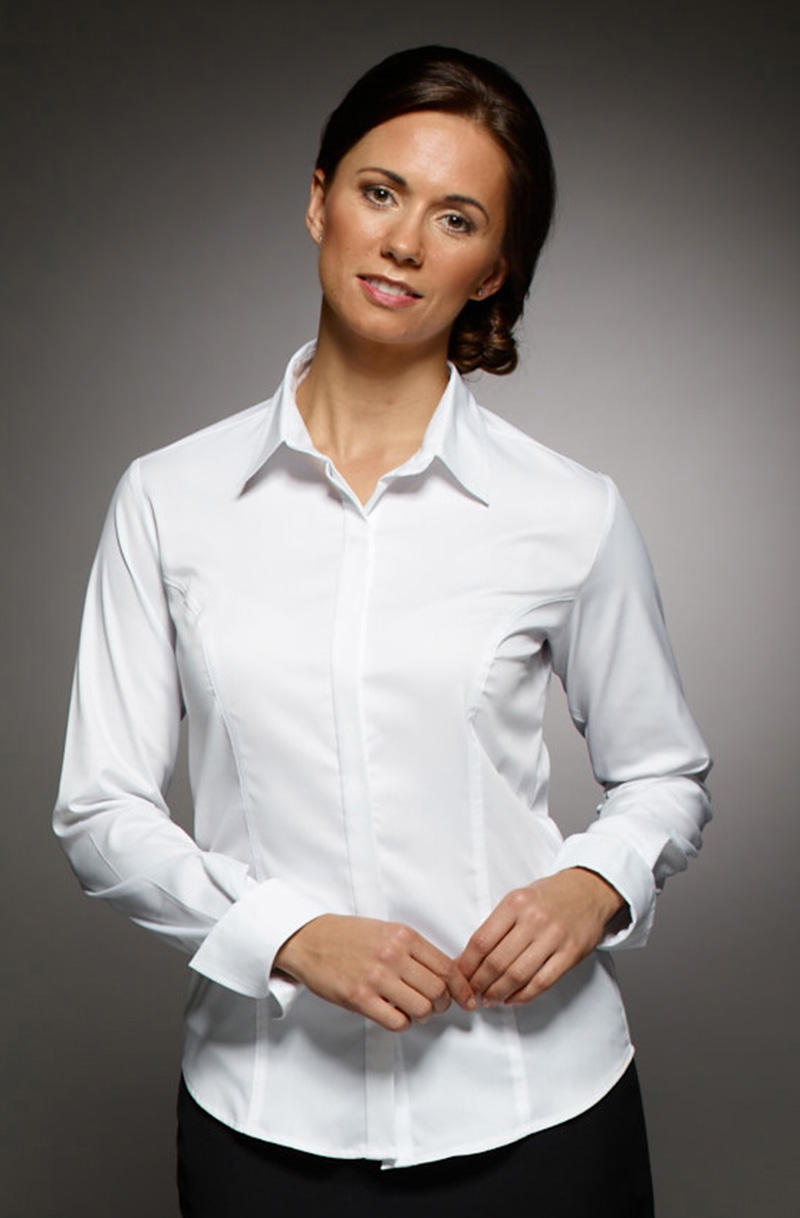 Buy Floral Blouses For Women from At.$$ at Stylewe. Online Shopping Stylewe Floral White Black Women Blouses For Work Shirt Collar Polyester Long Sleeve Casual Buttoned Blouses, The Best Casual Blouses. Discover unique designers fashion at mediacrucialxa.cf